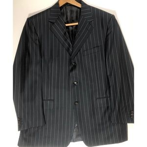 Canali super 120s coat size 44R. Great condition.